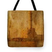 Decaying Light Tote Bag