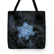 December 18 2015 - Snowflake 2 Tote Bag by Alexey Kljatov