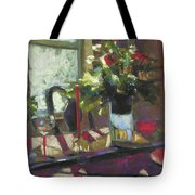 December Morning Light Tote Bag