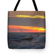 December Swells 6 Tote Bag
