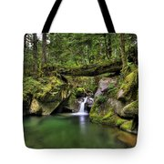 Deception Creek Tote Bag