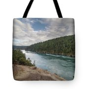 Deception Pass State Park Tote Bag