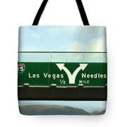 Decisions We Must Made Tote Bag