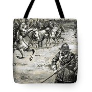 Decisive Battles  Where King Charles Lost His Crown Tote Bag