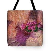 Deck Flowers #2 Tote Bag
