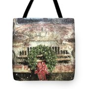 Decked Out For Christmas Tote Bag