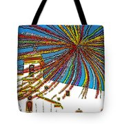 Decked Out For Fiesta Tote Bag