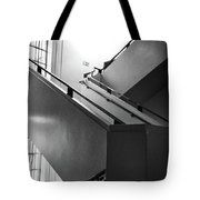 Deco Stairs Tote Bag