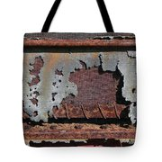 Decomposing Deering Tote Bag