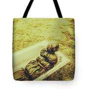 Decomposition Of A Murder Mystery Tote Bag