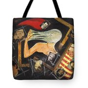 deconstructing Dorian Gray Tote Bag