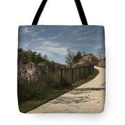 Decorah Bike Trail Tote Bag