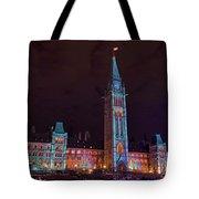 Decorated Tote Bag