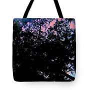 Decorated Sky Tote Bag