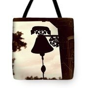 Decorative Bell Tote Bag