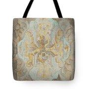Decorative Design, Carel Adolph Lion Cachet, 1874 - 1945 Vs Tote Bag