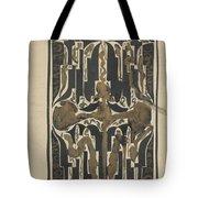 Decorative Design, Carel Adolph Lion Cachet, 1874 - 1945 Y Tote Bag