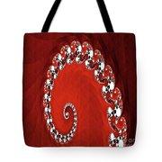 Decorative Fractal Tile 11 Tote Bag