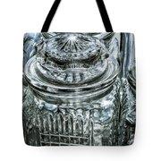 Decorative Glass Jars Tote Bag