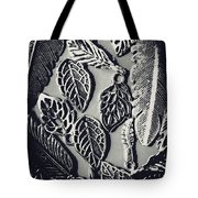 Decorative Nature Design  Tote Bag