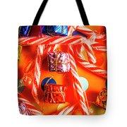 Decorative Xmas Tote Bag