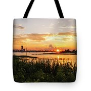 Dectur Bridge Tote Bag