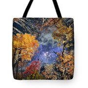 Deep Canopy Tote Bag