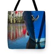 Deep Color Tote Bag