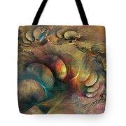 Deep Cover Tote Bag