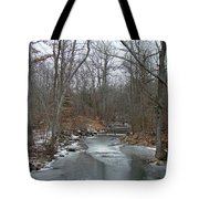 Deep Creek - Green Lane - Pa Tote Bag