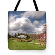 Deep Cut Gardens In Spring  Tote Bag