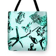 Deep Divers Display Tote Bag
