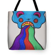 Deep Expression Tote Bag