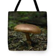 Deep Forest Dweller Tote Bag