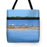 Deep Haven Tote Bag
