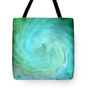 Deep In Serenity Tote Bag