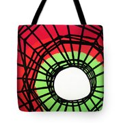 Deep In The Disturbance There May Be Light Tote Bag