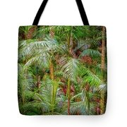Deep In The Forest, Tamborine Mountain Tote Bag