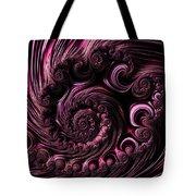 Deep Purple Tote Bag