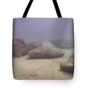 Deep Rocks Tote Bag