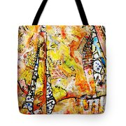Art And Theater Tote Bag
