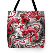 Deep Sea Devils  Tote Bag
