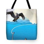 Deep Sea Fishing Tote Bag