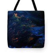 Deep Sea Secret Of The Mystery  Tote Bag
