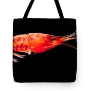 Deep Sea Shrimp Tote Bag
