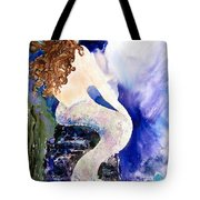 Deep Sea Tranquility Tote Bag
