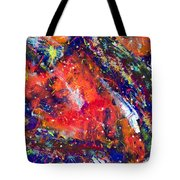Deep Space 15-21 Tote Bag