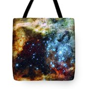 Deep Space Fire And Ice 2 Tote Bag