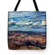 Deep Tones Grand Canyon  Tote Bag