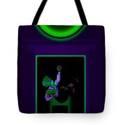 Deep Violet Tote Bag